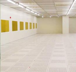 LED行业—电子光学无尘车