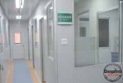PCR实验室由缓冲区