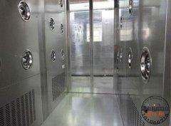 风淋室的除尘效果会受到哪些因素的制约和影响